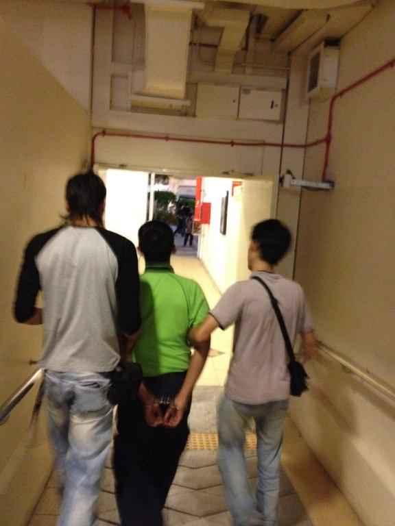 Drug suspects arrested by CNB during islandwide operations this week