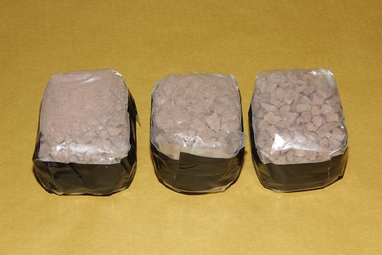 Heroin seized in CNB operation on 24 May 2016