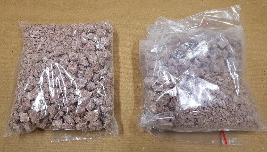 Heroin seized at Woodlands Checkpoint