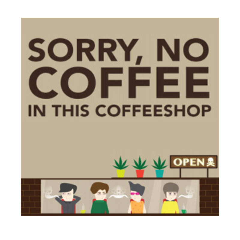 No Coffee in this Coffeeshop thumbnail