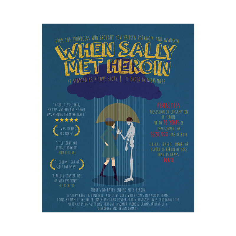 Where Sally Met Heroin