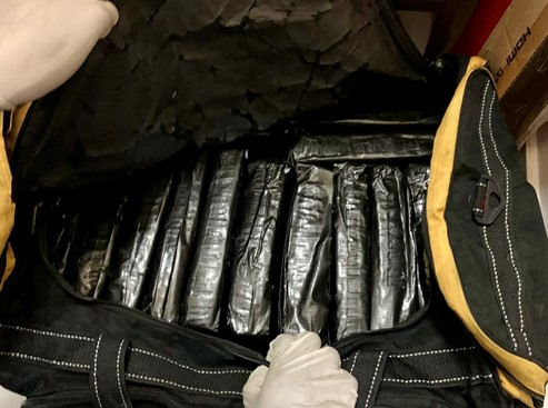 MORE THAN 40KG OF ILLICIT DRUGS SEIZED; DRUGS SUFFICIENT TO FEED MORE THAN 12,000 ABUSERS FOR A WEEK
