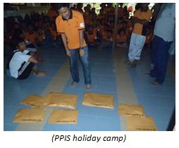 PPIS Holiday Camp
