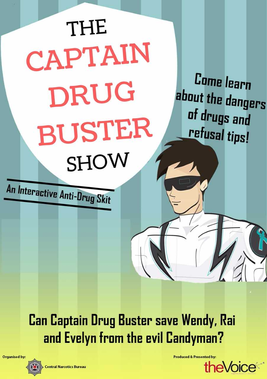 The Captain Drug Buster Show 01
