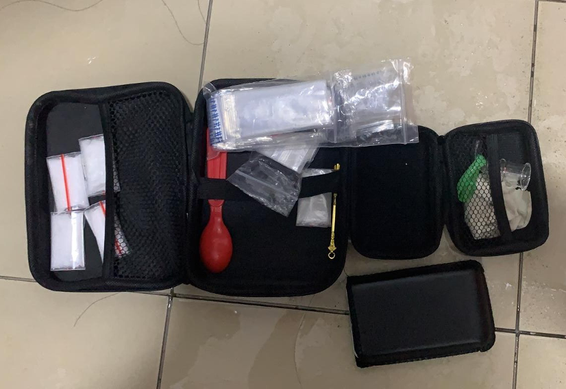 SIX SUSPECTED DRUG OFFENDERS ARRESTED. RESULT OF STRONG COLLABORATION BETWEEN CNB & NCID, RMP