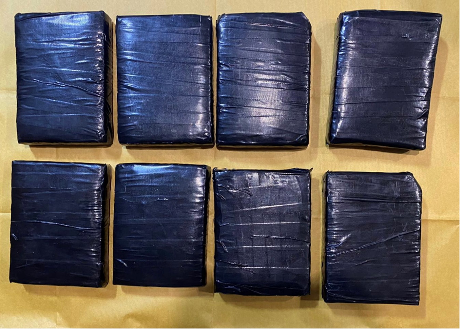 MORE THAN 35KG OF ILLICIT DRUGS SEIZED; DRUGS SUFFICIENT TO FEED MORE THAN 10,000 ABUSERS FOR A WEEK